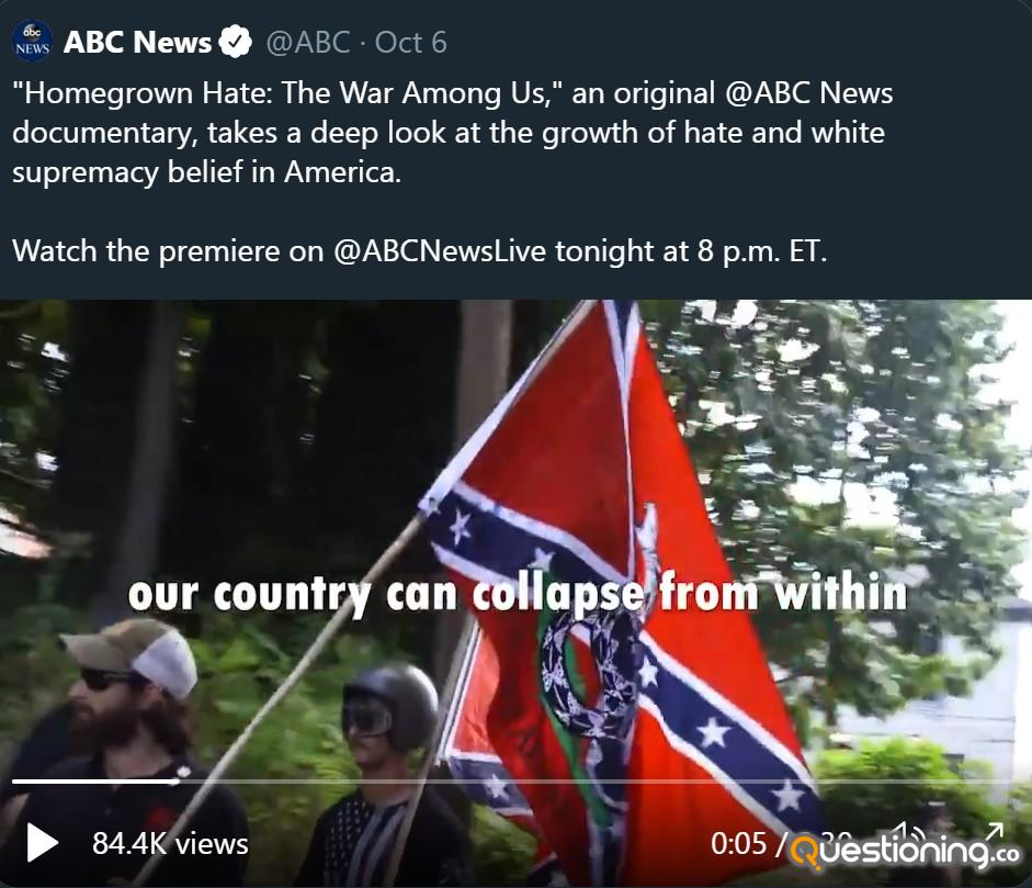 ABC-Fake-news-who-calls-rioters-peaceful-protesters-releases-documentary-about-the-threat-of-so-called-white-supremacists